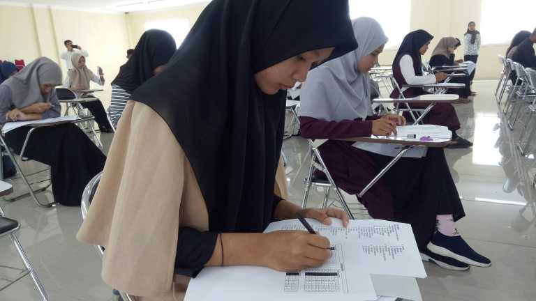 Politeknik Kutaraja Lakukan Tes Beasiswa Berprestasi, Ini Pesertanya