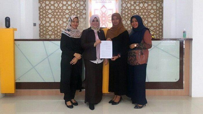 BPRS Taman Indah Darussalam Jalin Kerja Sama dengan Politeknik Kutaraja